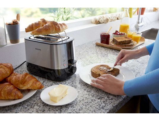 grille pain Philips HD2637 90 viennoiserie